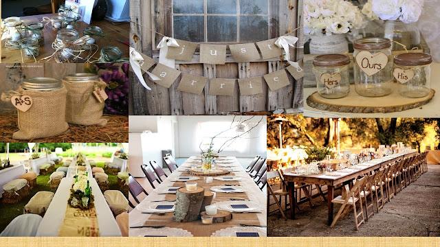 Confettata Matrimonio Rustico : Matida s wedding party idee per un matrimonio in