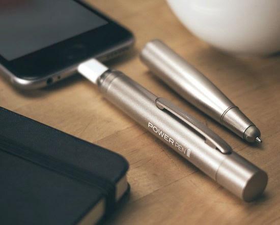 Power Pen - A Caneta Que Não Deixa Seu Smartphone Morrer