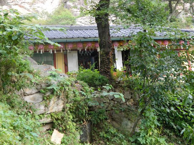 Hermitage at Mount Namsan, Gyeongju, Seoul