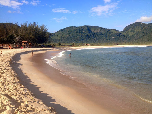 Tour de praias do Rio de Janeiro - Praia de Grumari