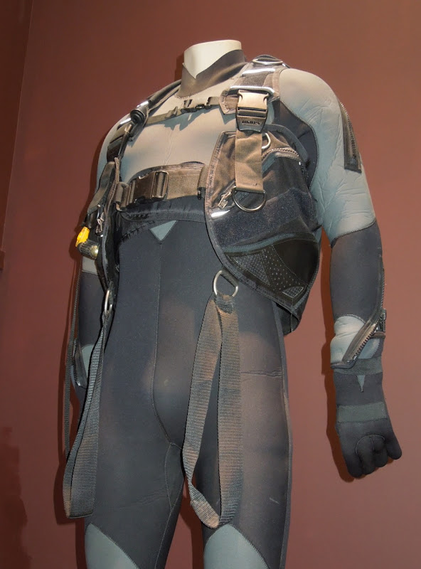 Bourne Identity Matt Damon Diving suit