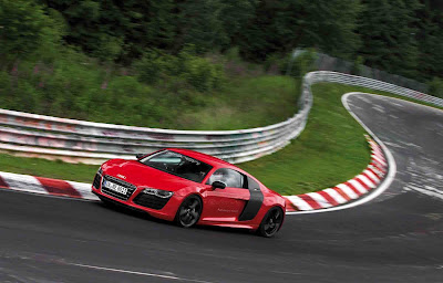 2013 Audi R8 e-tron Concept