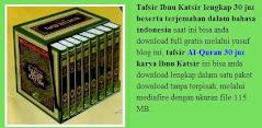Tafsir Ibnu Katsir