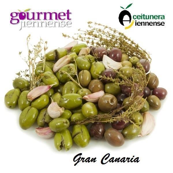 GOURMET JIENNESE EN GRAN CANARIA