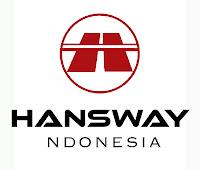 pt ahnsway indonesia Batam Lowongan kerja
