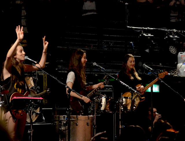Haim The Academy, Dublin 13/12/14