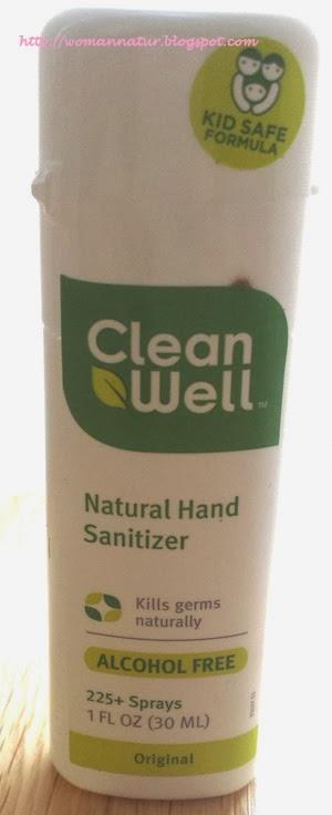 Clean Well limpiador de manos