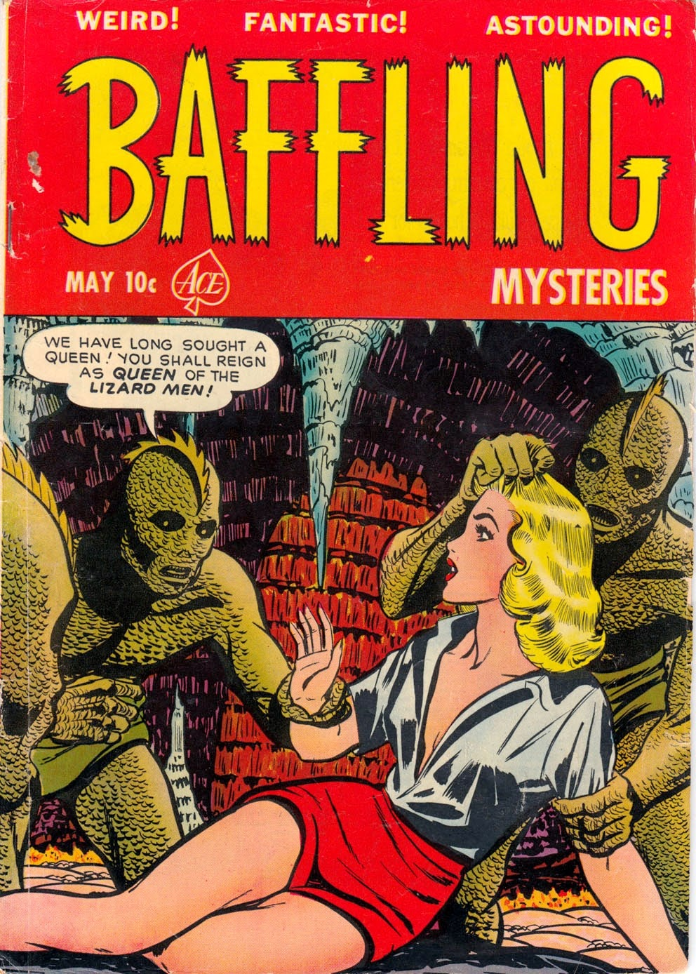 Baffling Mysteries!