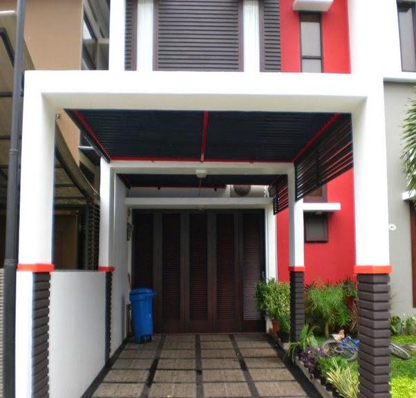 Model Carport Garasi Rumah