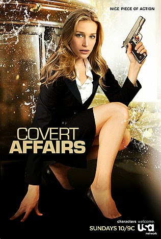 watch covert affairs season 1 episode 1 online free