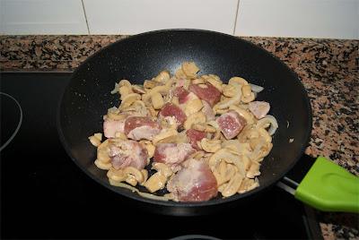 receta de cerdo agridulce paso 3