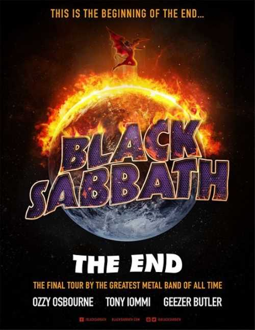 BLACK SABBATH: Το οριστικό φινάλε