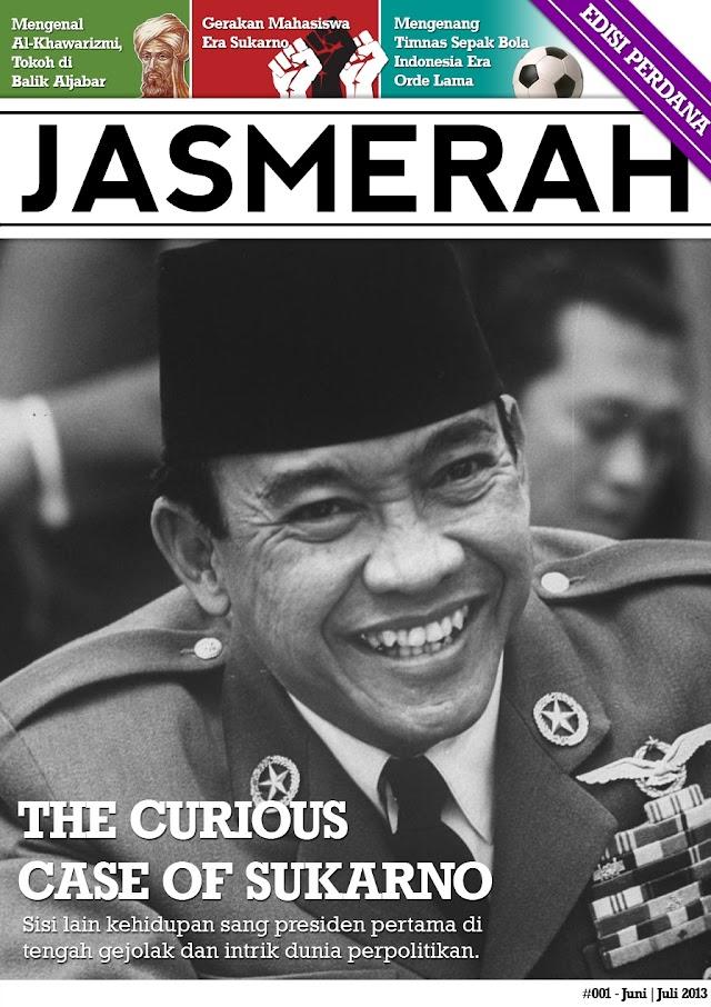 Majalah JasMerah (majalah digital tentang Sejarah pertama di Indonesia)