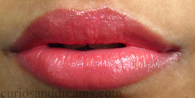 L'Oreal Colour Riche Extraordinaire Lipcolor review, L'Oreal Colour Riche Extraordinaire Lipcolor Coral Encore review, L'Oreal Coral Encore review