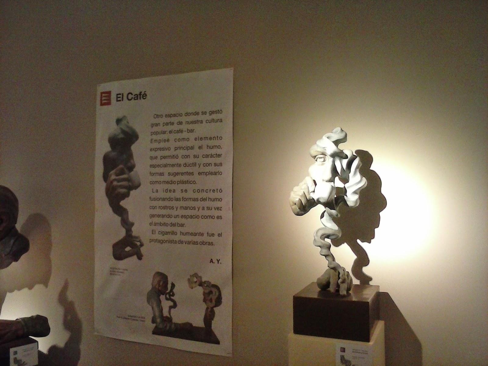 El escondite de Orfeo.: Museo de Esculturas Luis Perlotti.