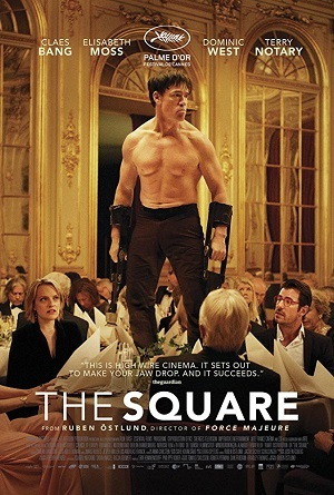 The Square - A Arte da Discórdia - Legendado Torrent Download