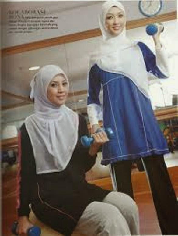 cara membesarkan payudara muslimah