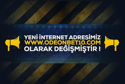 Odeonbet giriş adresi odeonbet10