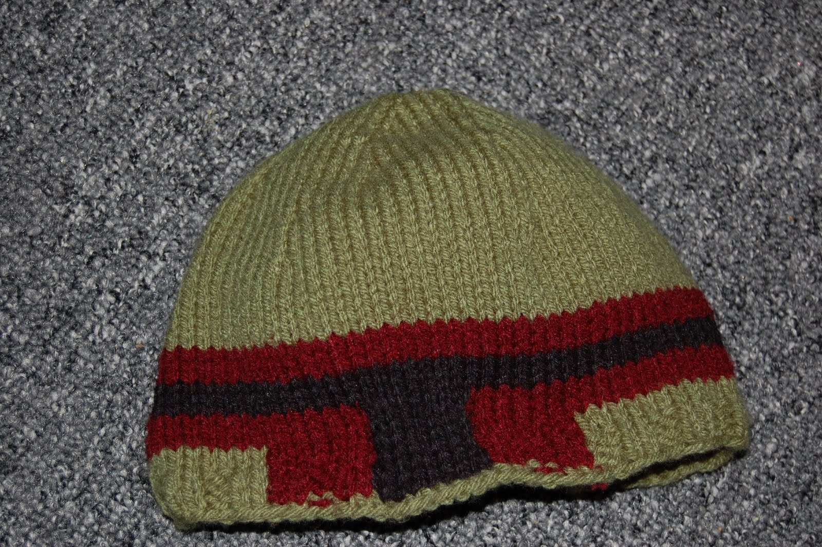 Katiedid Crafts: Boba Fett Hat Pattern