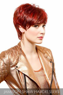 Model rambut pendek artistically crafted short cut 20123456