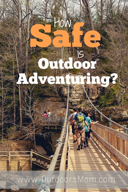 How SAFE is OUTDOOR ADVENTURING?