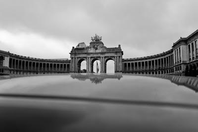 Le Palais du Cinquantenaire (Bruxelles,Belgique), by Guillermo Aldaya / AldayaPhoto