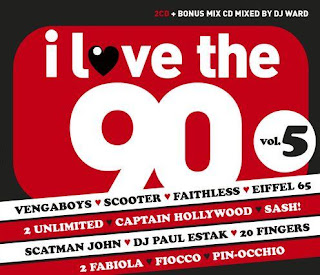 I Love The 90′s Vol.5 (2013)