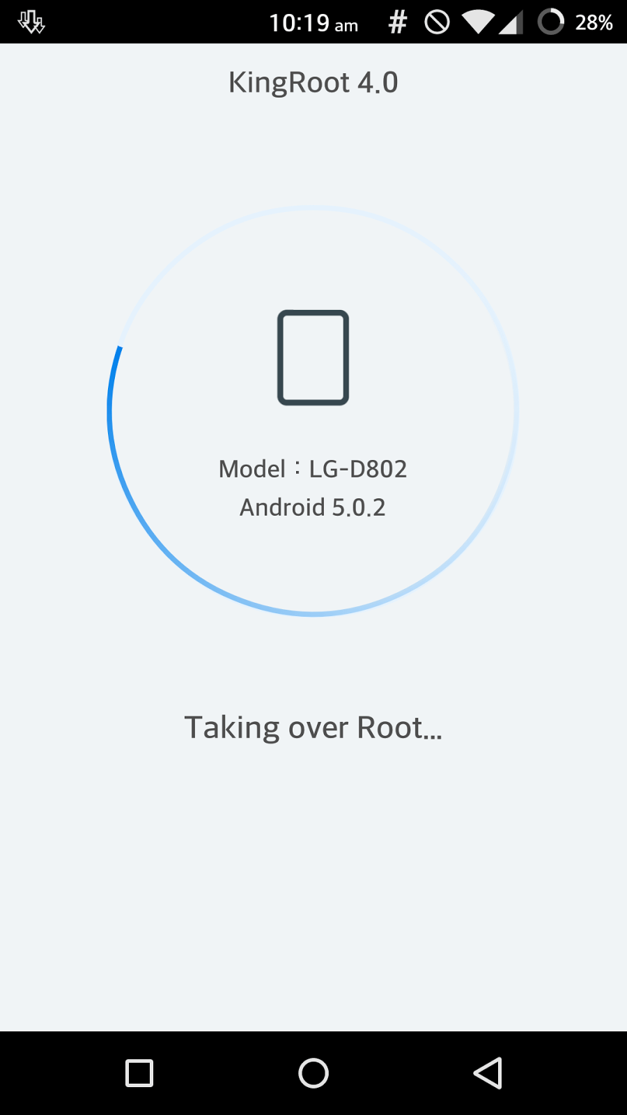 KINGROOT – The One Click Root Tool For Almost All Devices ...