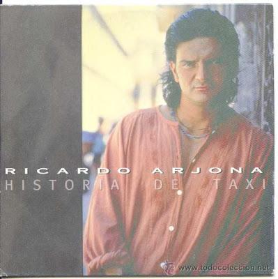 Ricardo Arjona - Historia De Taxi
