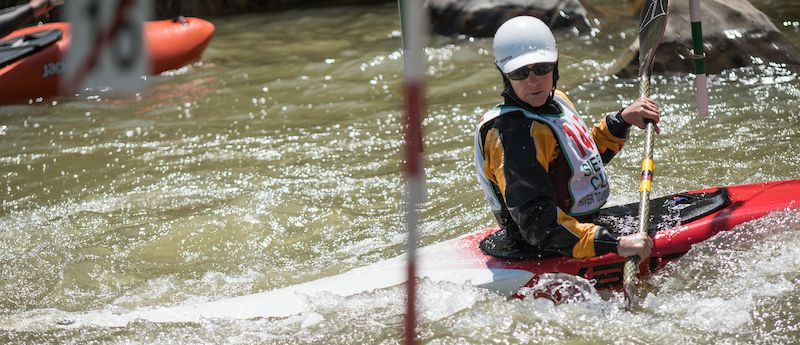 Cache Creek Paddling Weekend