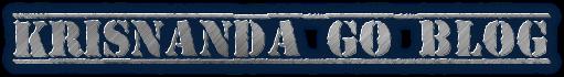 Krisnanda Go Blog