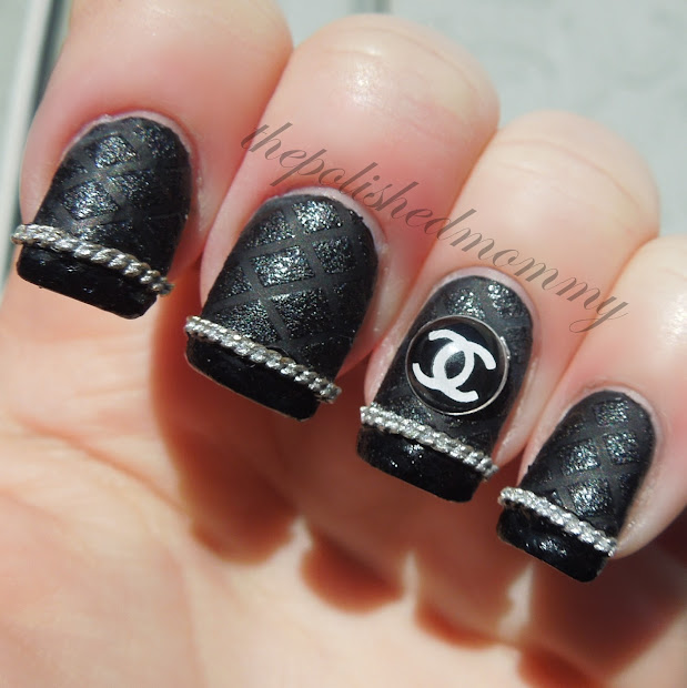 chanel inspired. - polished