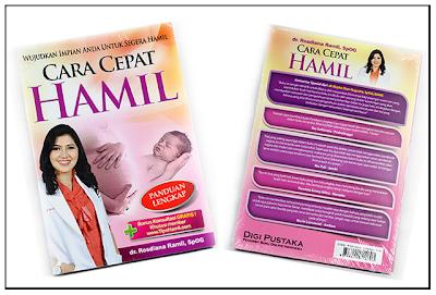 Buku Tips Hamil Lengkap Oleh dr Rosdiana Ramli, SpOG