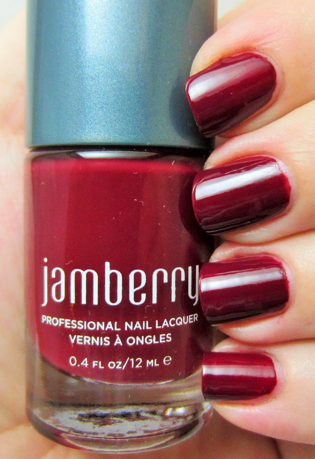 Polished with Pizzazz: Jamberry Nail Lacquer