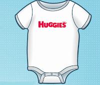 Free Huggies Baby Bodysuit