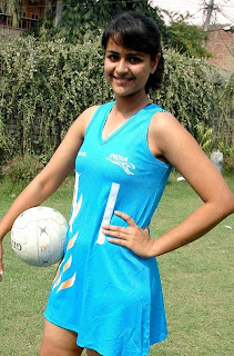 hot indian netball player prachi tehlan