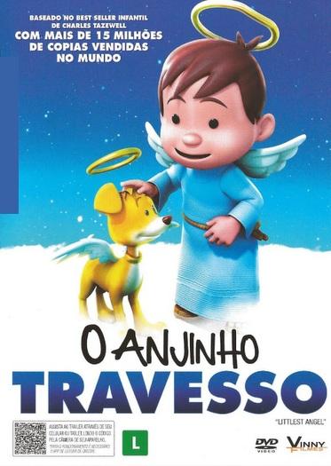 O%2BAnjinho%2BTravesso Download O Anjinho Travesso   DVDRip Dual Áudio e RMVB Dublado