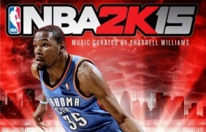 Downlod for free NBA 2K15 APK Android game
