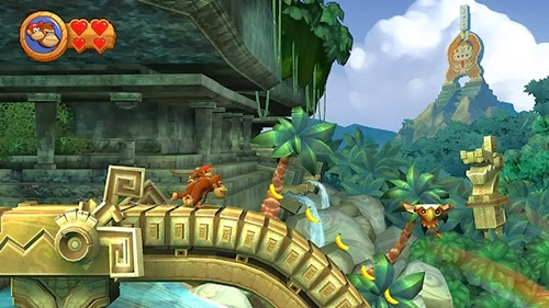 Donkey Kong Country Returns - PC (Download Completo)