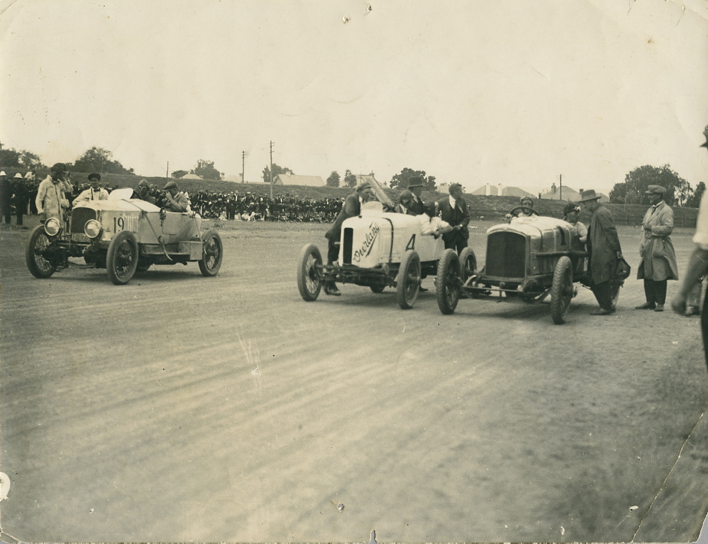Interesting Vintage Photos of Motor Racing From the 1920s and ...