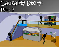 Causality Story Part 1 walkthrough.