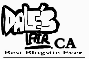 Dale's Lair: Best Blogsite EVER