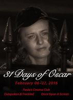 Oscar time has rolled around again...