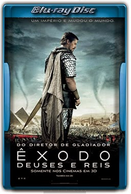 Êxodo - Deuses e Reis Torrent Dual Audio