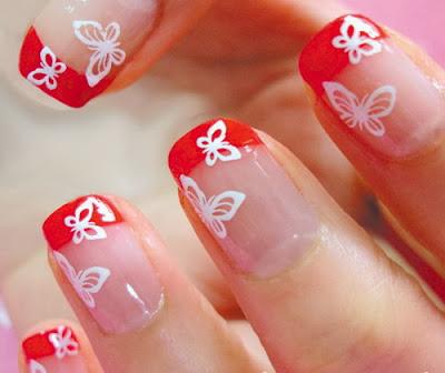 Great Acrylic Nail Designs 2013