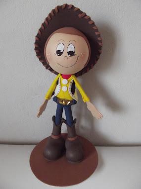 Fofucho comboy (Toy Story)
