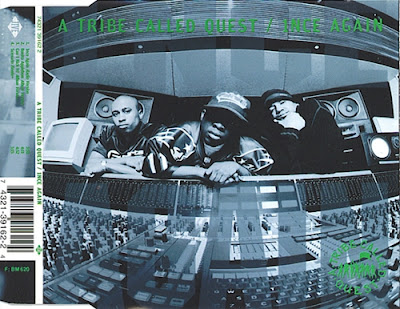 A Tribe Called Quest – 1nce Again (CDS) (1996) (320 kbps)