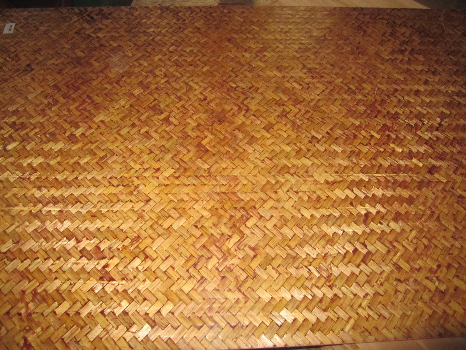 Quality Bamboo And Asian Thatch 4x8Bamboo Matting
