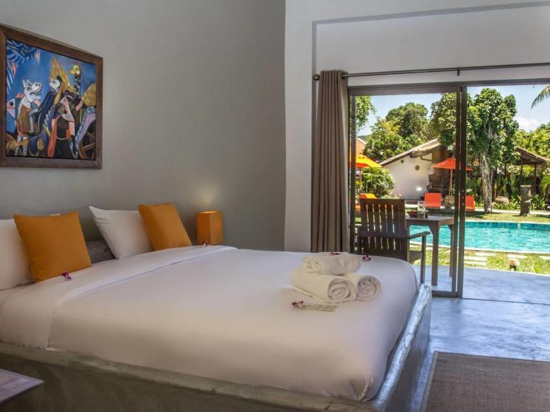 Camille 39 s samui hotel recommendations secret garden beach for Garden guest room