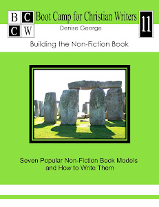 NEW WORKBOOK! Building the NonFiction Book!!! (Denise George)